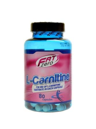 FatZero L-Carnitine 80 tablet