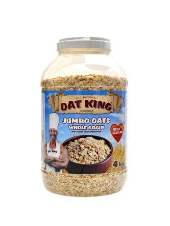 Jumbo Oats whole grain 100% 4000 g