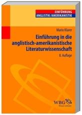 Einführung in die anglistisch-amerikanische Literaturwissenschaft