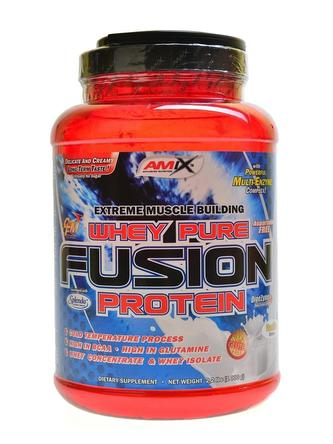 Whey-Pro Fusion protein 1000 g - čokoláda-moka-káva