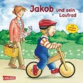 Jakob und sein Laufrad