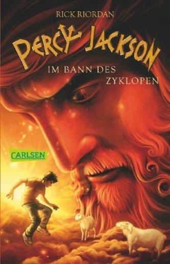 Percy Jackson, Im Bann des Zyklopen - Rick Riordan