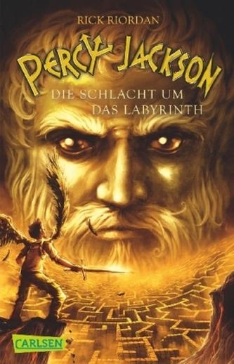 Percy Jackson, Die Schlacht um das Labyrinth - Rick Riordan