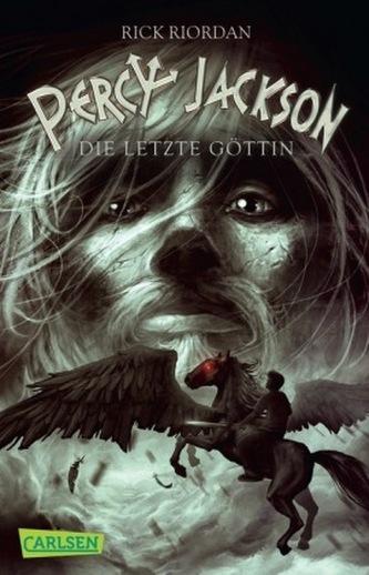 Percy Jackson, Die letzte Göttin - Rick Riordan