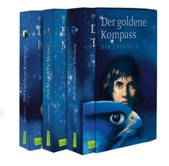 Der Goldene Kompass, 3 Bde. - Philip Pullman