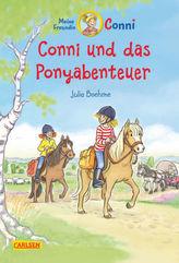 Meine Freundin Conni, Conni und das Ponyabenteuer