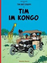 Tim und Struppi - Tim im Kongo