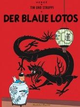 Tim und Struppi - Der blaue Lotos