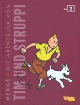 Die Abenteuer von Tim und Struppi (Kompaktausgabe). Bd.2