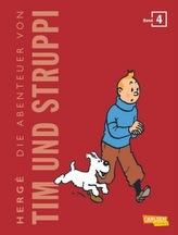 Die Abenteuer von Tim und Struppi (Kompaktausgabe). Bd.4