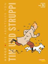 Die Abenteuer von Tim und Struppi (Kompaktausgabe). Bd.5