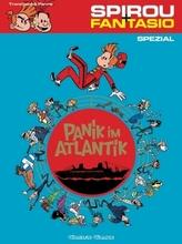 Spirou und Fantasio - Panik im Atlantik