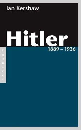 Hitler 1889-1936 - Ian Kershaw