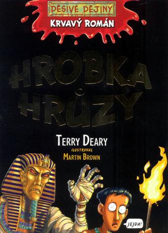 Krvavý román Hrobka hrůzy