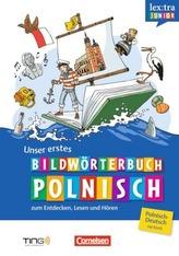 Unser erstes Bildwörterbuch Polnisch zum Entdecken, Lesen und Hören