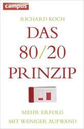 Das 80/20-Prinzip
