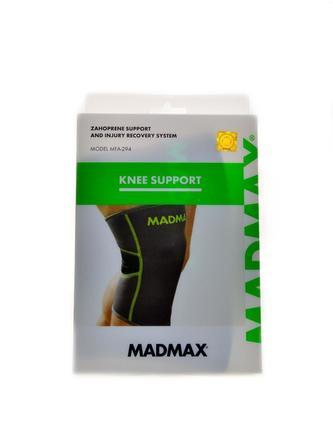 Bandáž kolene Zahoprene MFA294 - vel.M dark grey/green