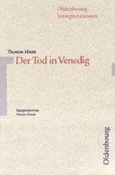Thomas Mann 'Der Tod in Venedig'