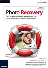 Photo Recovery, CD-ROM