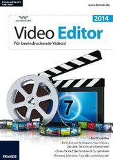 Video Editor 2014, CD-ROM