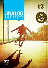 Analog projects 3 (Win & Mac), 1 CD-ROM
