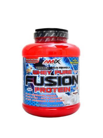 Whey-Pro Fusion protein 2300g - lesní plody