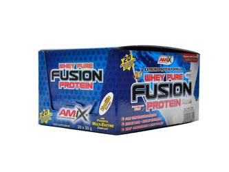 Whey-Pro Fusion protein 600 g 20 sáčků - čokoláda