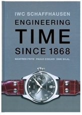 IWC. Engineering Time since 1868.