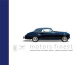 motors finest. Seeger Collection Rolls-Royce Bentley. Einblicke, Geschichte, Technik