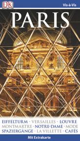Vis-à-Vis Paris, m. Mini-Kochbuch