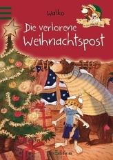 Hase und Holunderbär - Die verlorene Weihnachtspost, kleine Ausgabe