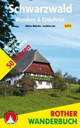Rother Wanderbuch Schwarzwald - Wandern & Einkehren
