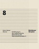 Einführung in die mathematische Behandlung der Naturwissenschaften. Bd.2