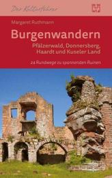 Burgenwandern Pfälzerwald, Donnersberg, Haardt und Kuseler Land