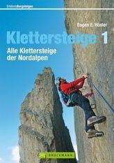 Klettersteige. Bd.1