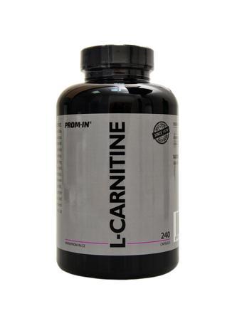 L-carnitin 240 kapslí