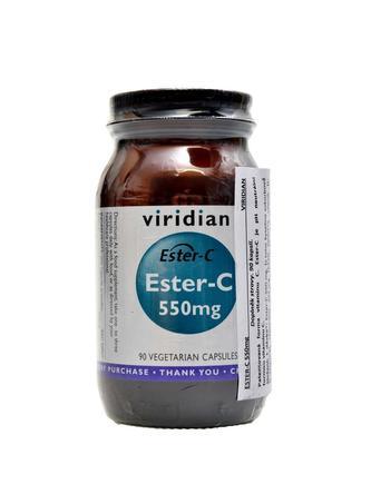 Viridian - Extra C 550 mg 90 kapslí