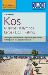 DuMont Reise-Taschenbuch Reiseführer Kos, Níssyros, Kálymnos, Léros, Lipsí, Pátmos