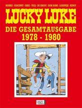 Lucky Luke, Die Gesamtausgabe, 1978-1980