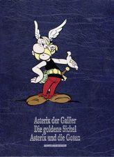 Asterix der Gallier. Die goldene Sichel / Asterix und die Goten