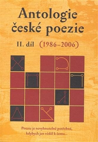 Antologie české poezie II.díl