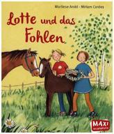 Lotte und das Fohlen