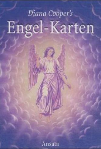 Engel-Karten, 52 Karten - Diana Cooper