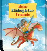 Meine Kindergarten-Freunde (Motiv Ritter & Drachen)
