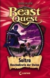 Beast Quest - Soltra, Beschwörerin der Steine