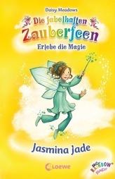 Die fabelhaften Zauberfeen - Jasmina Jade