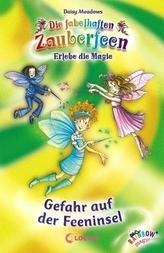 Die fabelhaften Zauberfeen - Gefahr auf der Feeninsel