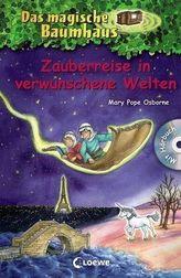 Zauberreise in verwunschene Welten, m. Audio-CD
