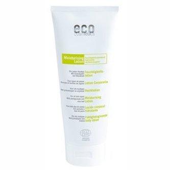 Eco Cosmetics Hydratační tělové mléko BIO (200 ml) - s vinným listem a granátovým jablkem - Eco Cosmetics