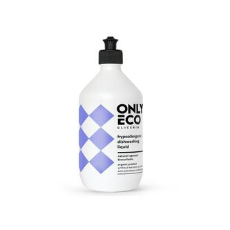 OnlyEco Hypoalergenní prostředek na nádobí (1 l) - bez parfemace - OnlyEco